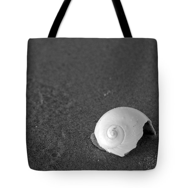 Shark's Eye In The Sand Tote Bag