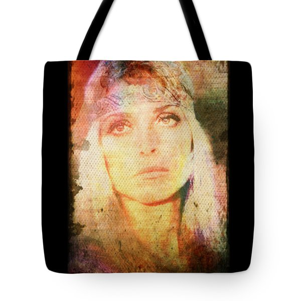 Sharon Tate - Angel Lost Tote Bag