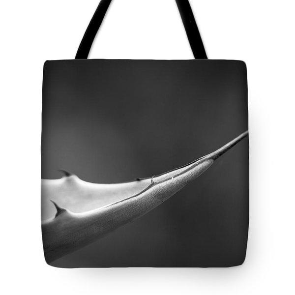 Sharp Agave. Tote Bag