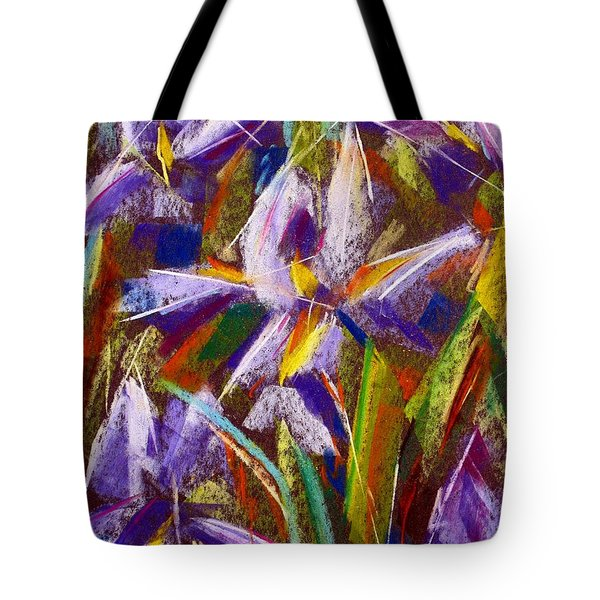 Sharp Mood Tote Bag