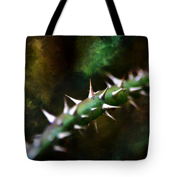 Sharper Focus Tote Bag by Deena Stoddard