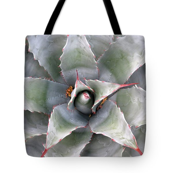 Tote Bag featuring the photograph Sharply Circular by Laurel Powell