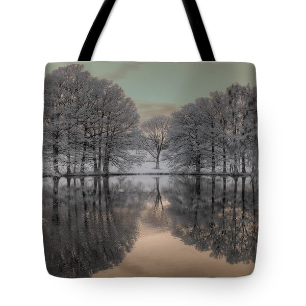 Shaw Nature Reserve Tote Bag by Jane Linders