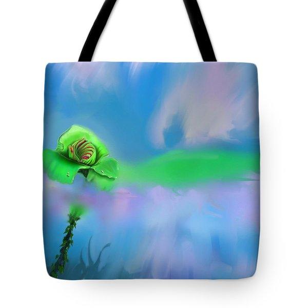 Shawna's Rose Tote Bag