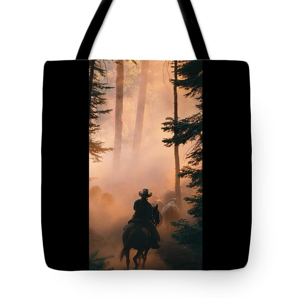 Shayna Tote Bag by Diane Bohna