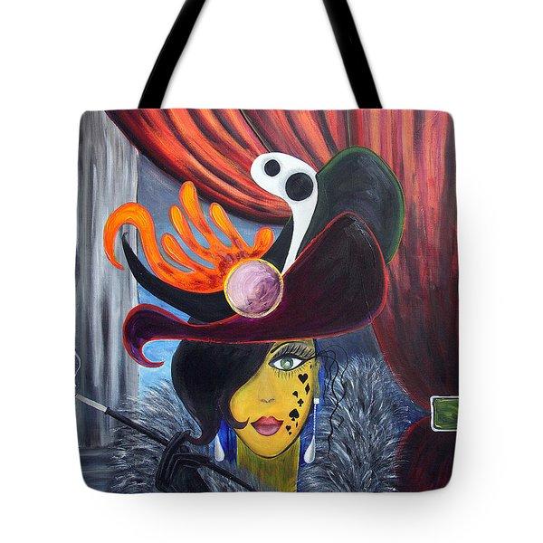 She Devil..   Tote Bag