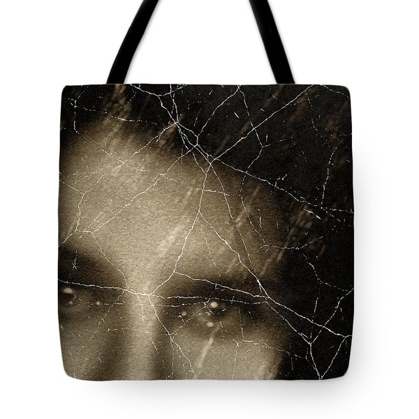 She Died Before Your Eyes Tote Bag