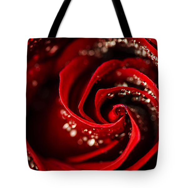 She Sparkles And Shines Tote Bag