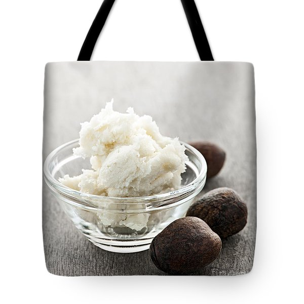 Shea Butter  Tote Bag by Elena Elisseeva