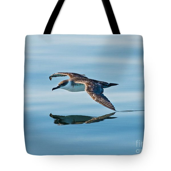 Shearing The Water... Tote Bag by Nina Stavlund