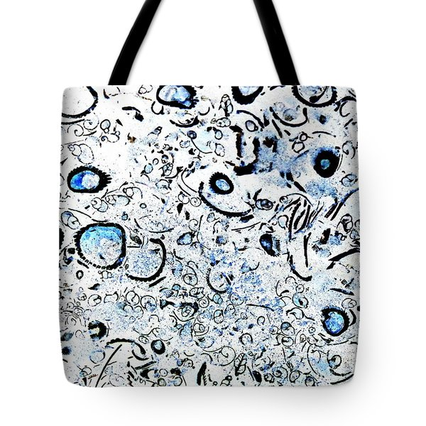 Shell Bedrock Tote Bag