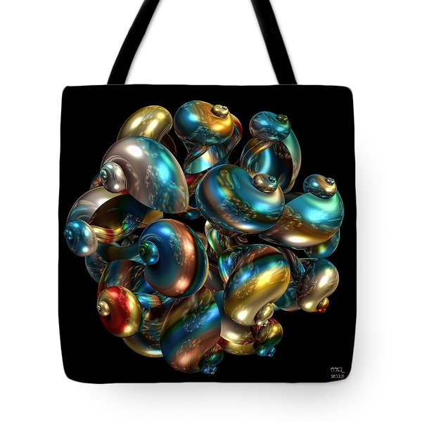 Shell Congregation Tote Bag