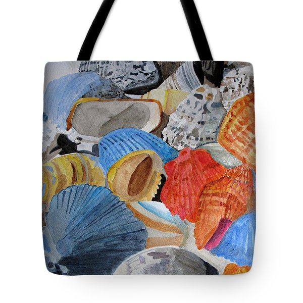 Shellers Delight Tote Bag