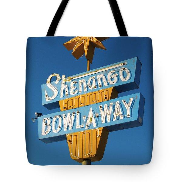 Shenango Bowl-a-way Tote Bag