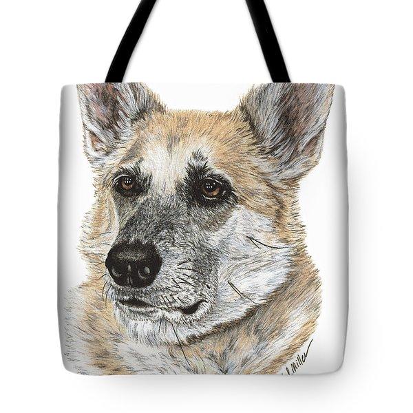 Shepherd Beauty Tote Bag
