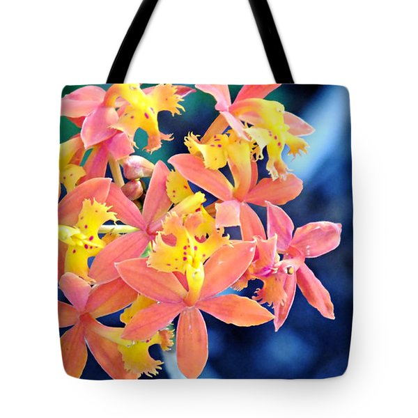 Sherbert Of The Sun Tote Bag