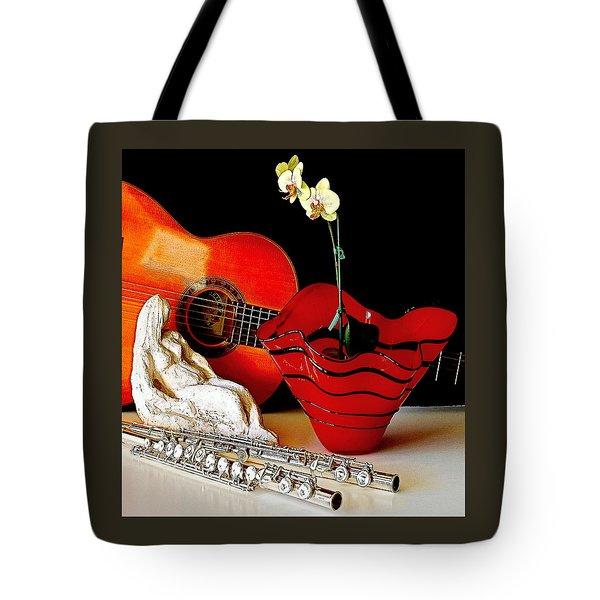 Sherrie's Delight Tote Bag