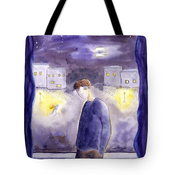 She's Gone Tote Bag