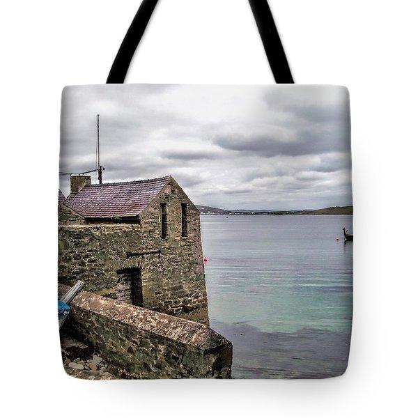 Shetland Lodberry Tote Bag