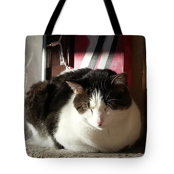 Tote Bag featuring the photograph Shhh by Caryl J Bohn