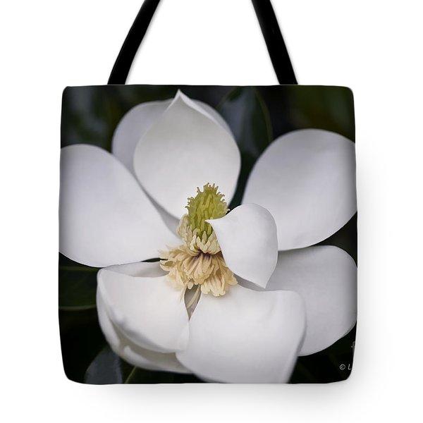 Shhhhh Tote Bag by Linda Blair