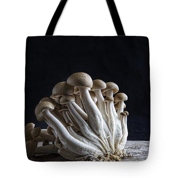 Shimeji Mushroom Tote Bag