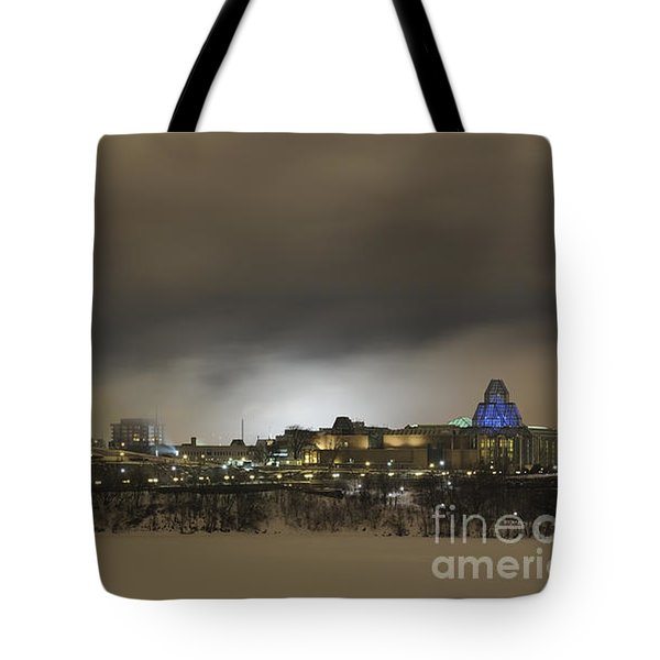 Shimmer Of Pearl.. Tote Bag