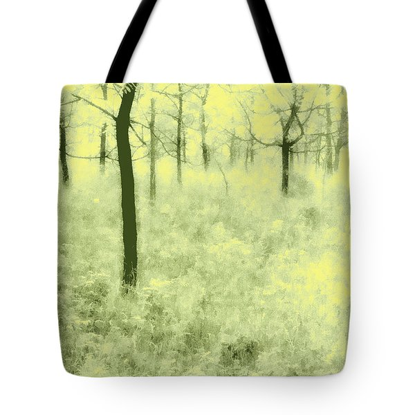 Tote Bag featuring the photograph Shimmering Spring Day by John Hansen