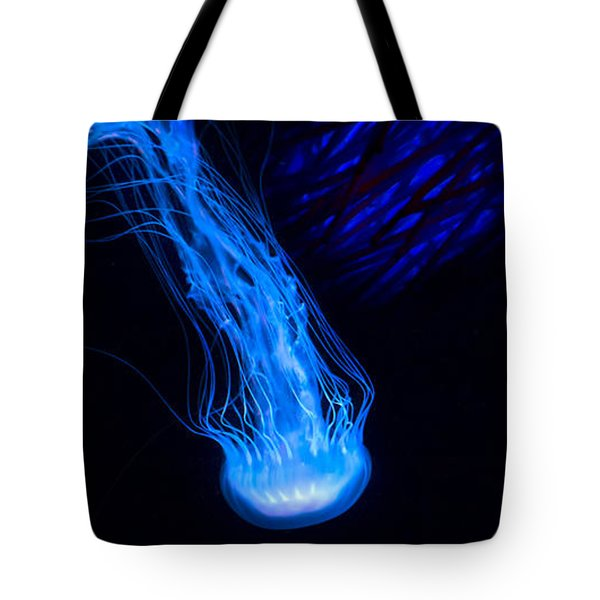 Shimmering Wonders Tote Bag by Mark Andrew Thomas