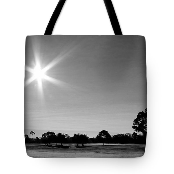 Tote Bag featuring the photograph Shine And Rise by Faith Williams