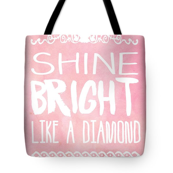 Shine Bright Tote Bag by Pati Photography