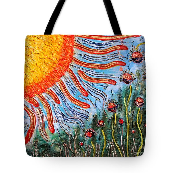 Shine On Me.. Tote Bag
