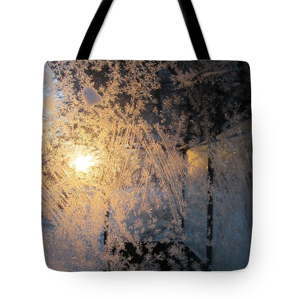 Shines Through And Illuminates The Day Tote Bag
