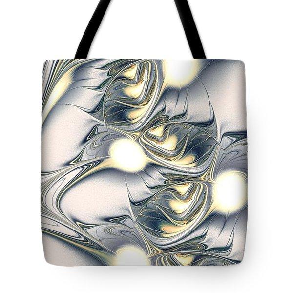 Shining Tote Bag by Anastasiya Malakhova