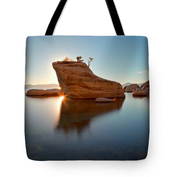 Shining Bonsai Tote Bag