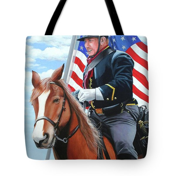 Shining Glory Tote Bag by Wilfrido Limvalencia