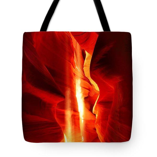 Shining Light Tote Bag