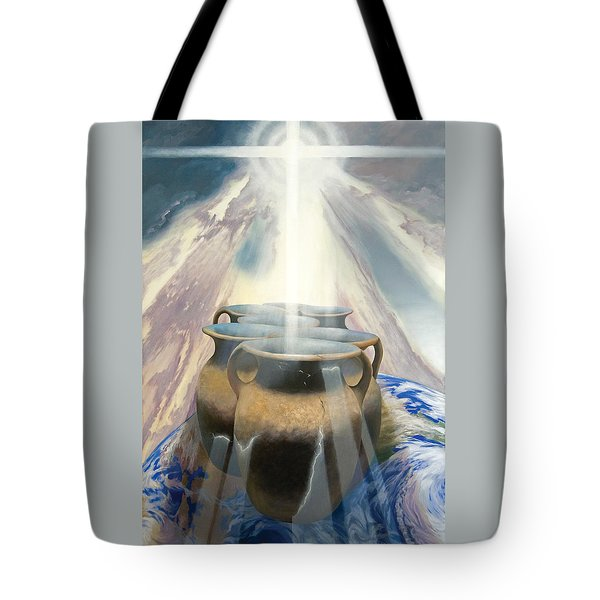 Shining Pots Tote Bag