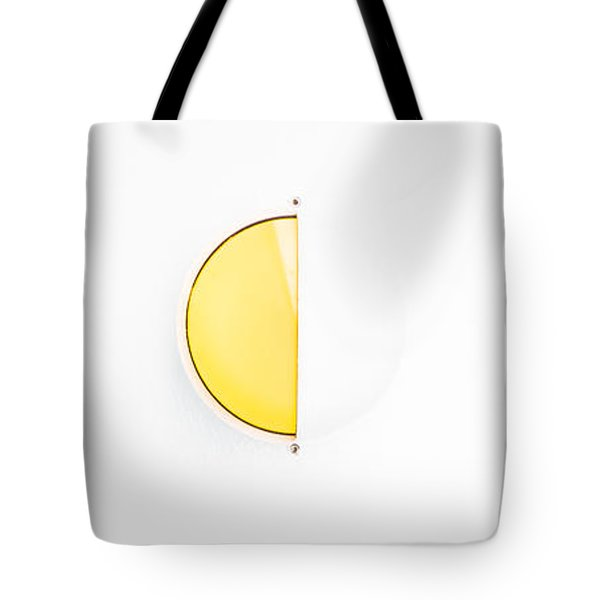 Ship Light Tote Bag by Darryl Dalton