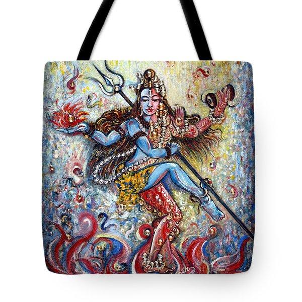 Shiv Shakti Tote Bag
