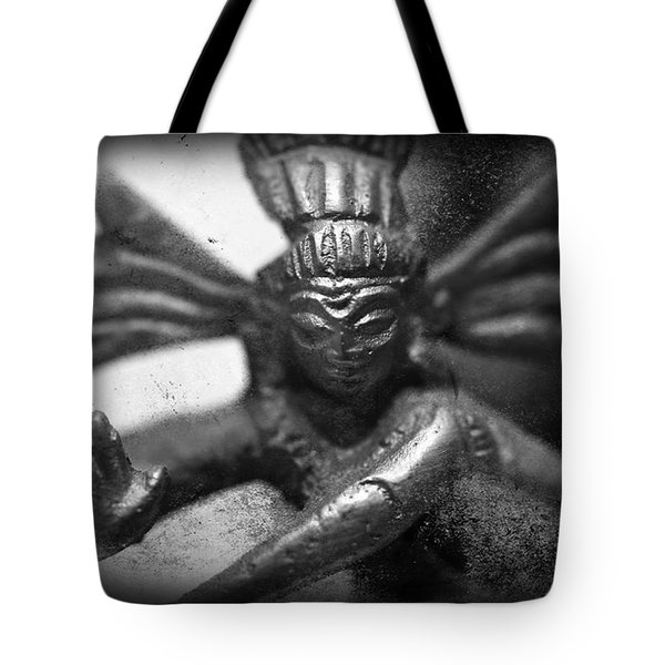 Shiva Nataraja  Tote Bag by Tommytechno Sweden
