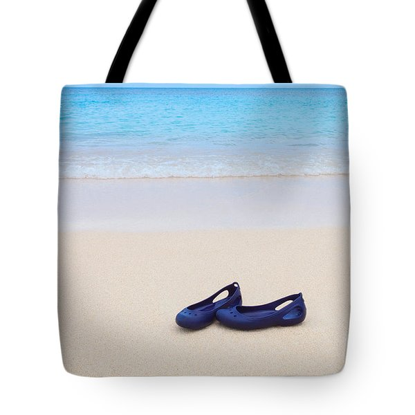 Shoes In Paradise Tote Bag