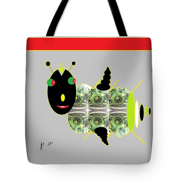Shoofly Tote Bag