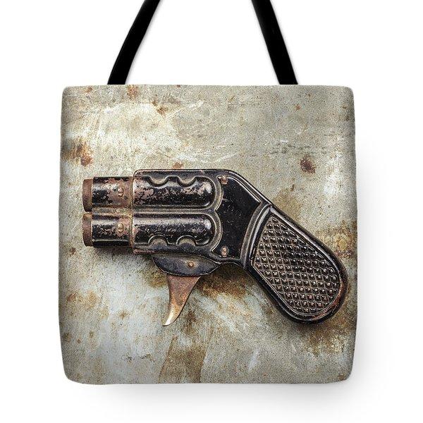 Shoot Tote Bag by Martin Bergsma
