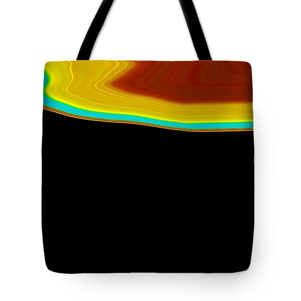 Shoreline I  C2014 Tote Bag