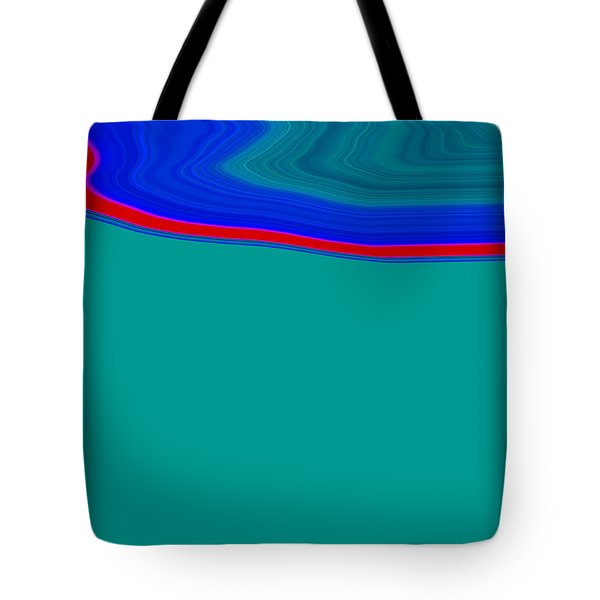 Shoreline II C2014 Tote Bag