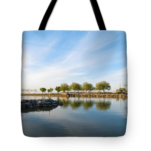 Shoreline Park Tote Bag
