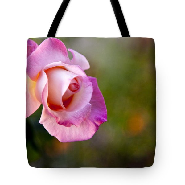Tote Bag featuring the photograph Short Lived Beauty by David Millenheft