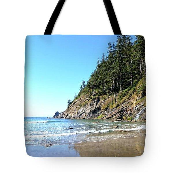 Short Sand Beach Tote Bag