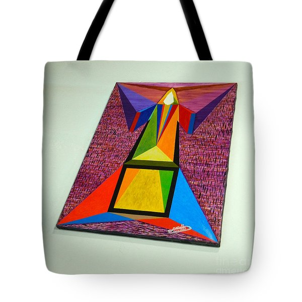 Shot Shift - Liberte 2 Tote Bag by Michael Bellon